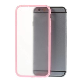 Apple iPhone 6 / 6S TPU Hybrid Back Cover Case Roze