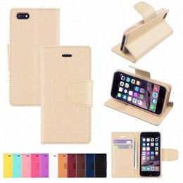 MERCURY Rich Diary Wallet Portemonnee voor iPhone 6 / 6S