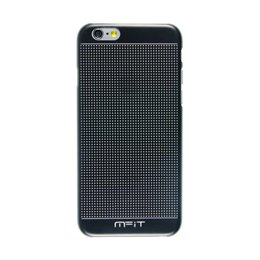 iPhone 6 / 6S Dot View Back Cover Zwart