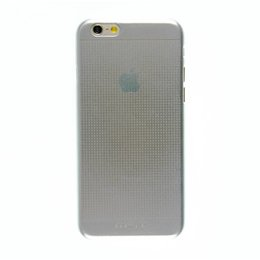 iPhone 6 / 6S Dot View Back Cover Zilver