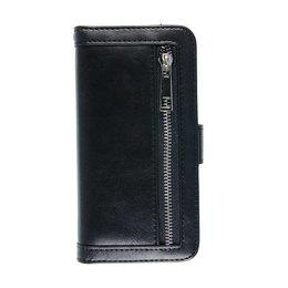 iPhone 6(S) PLUS portemonnee Hoesje Zwart
