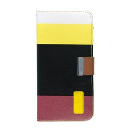 Apple iPhone 6(S) PLUS Rainbow Colour Portemonnee Hoesje