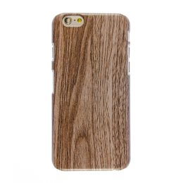 Apple iPhone 6 / 6S Wood style houten hoesje licht