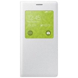 Samsung Originele S-View Cover voor de Galaxy S5 Mini - Wit