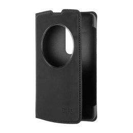 Quick Circle Case voor de LG L Fino / L70 Plus - zwart