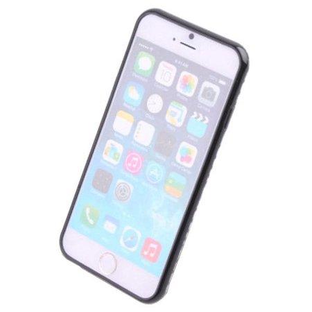 GUESS G-Cube TPU Case Zwart voor Apple iPhone 6 / 6S