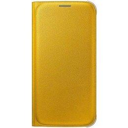 Samsung Flip Wallet Galaxy S6 - EF-WG920PY - Geel