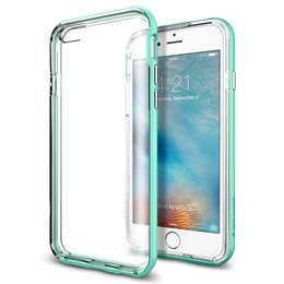 Spigen Apple iPhone 6 / 6S Neo Hybrid EX Case Hoesje - SGP11627 - Mint