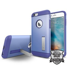 Spigen Apple iPhone 6 / 6S Slim Armor Backcover Hoesje - SGP11608 - Violet