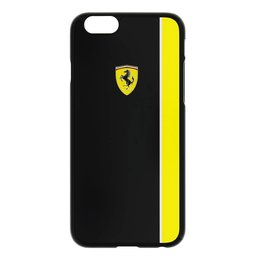 Ferrari Scuderia iPhone 6 / 6S Back Cover Hoesje - Zwart