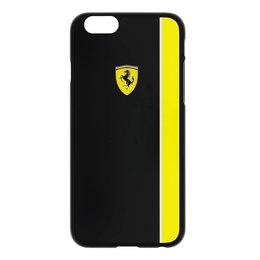 Ferrari Scuderia iPhone 6 Plus / 6S Plus Back Cover Hoesje - Zwart