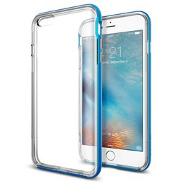 Spigen Neo Hybrid EX Apple iPhone 6 Plus / 6S Plus Hoesje - SGP11670 - Blauw