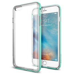 Spigen Neo Hybrid EX Apple iPhone 6 Plus / 6S Plus Hoesje - SGP11672 - Mint
