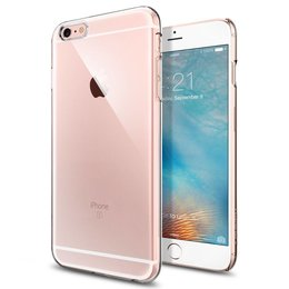 Spigen Thin Fit Apple iPhone 6 Plus / 6S Plus Hoesje - SGP11637 - Transparant