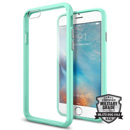 Spigen Apple iPhone 6 Plus / 6S plus Ultra Hybrid Back Cover Hoesje - SGP11647 - Groen