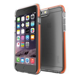 Gear4 D3O IceBox Shock Hoesje voor iPhone 6 Plus / iPhone 6S Plus - Transparant