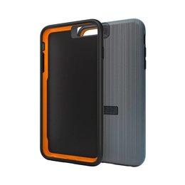 Gear4 D3O SpaceSuit Hoesje voor iPhone 6 Plus / iPhone 6S Plus - Grijs