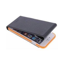 Gear4 D3O FlipCase voor iPhone 6 Plus / iPhone 6S Plus - Zwart