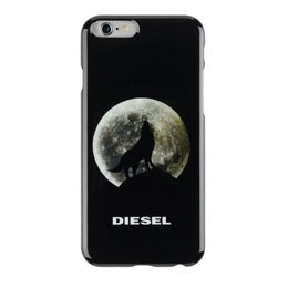 DIESEL Pluton Wolf Back Cover Hoesje voor iPhone 6 / 6S