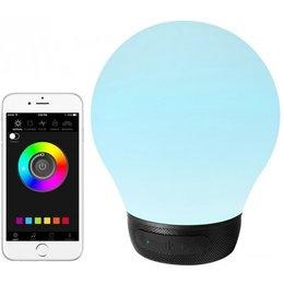 Divoom AuraBulb Bluetooth Speaker met LED