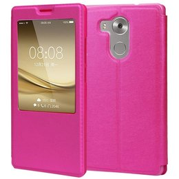 Huawei Mate 8 View Cover - Roze