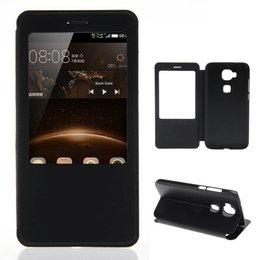 Huawei G8 View Cover - Zwart