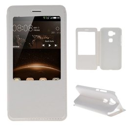 Huawei G8 View Cover - Wit