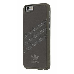 Adidas Colors Moulded Back Cover Hoesje voor iPhone 6 / 6S - Grijs