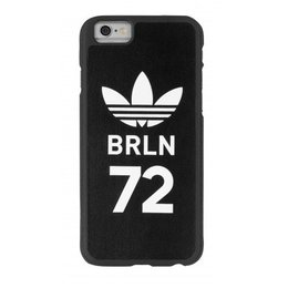 Adidas iPhone 6 / 6S Moulded Back Cover Hoesje BRLN 72 - Zwart