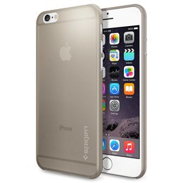Spigen Air Skin Hoesje Champagne Goud - SGP11082 - voor Apple iPhone 6 / 6S