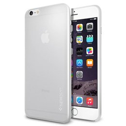 Spigen Air Skin Hoesje Champagne Transparant - SGP11157 - voor Apple iPhone 6 Plus / iPhone 6S Plus