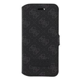 GUESS MEN iPhone 6 / 6S Book Case Hoesje 4G Grijs