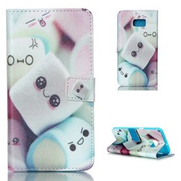 Samsung Galaxy S7 iCarer Candy Print Telefoonhoesje