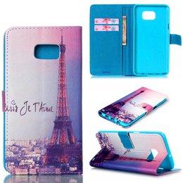 Samsung Galaxy S7 Eiffeltoren Print Telefoonhoesje