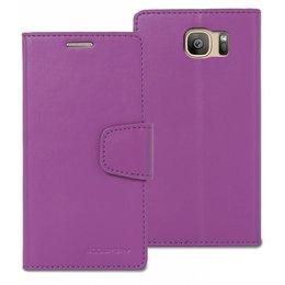 GOOSPERY Mercury Sonata Wallet Case voor Galaxy S7