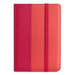 Belkin iPad Mini Classic Strap Cover Hoesje met standaard - Roze