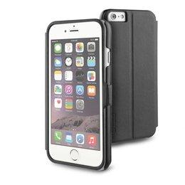 Muvit iPhone 6 / 6S Window Folio Full-Body Case - Zwart