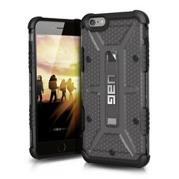 UAG Urban Armor Gear Apple iPhone 6 Plus / iPhone 6S Plus Transparant Grijs Maverick Hoesje