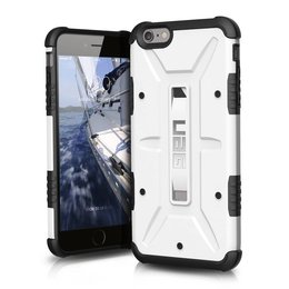 UAG Urban Armor Gear Apple iPhone 6 Plus / iPhone 6S Plus Hardcase Hoesje Navigator Wit