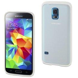 Muvit Galaxy S5 Mini TPU MiniGel Hoesje - Transparant