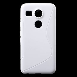LG Nexus 5X S Line TPU Cover