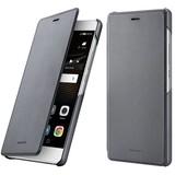 Huawei P9 Lite Book Flip Hoesje - Grijs