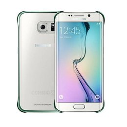 Samsung Originele Galaxy S6 Edge Clear Cover Hoesje