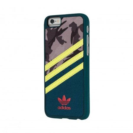 Adidas Moulded Case Oddity Hoesje voor Apple iPhone 6 / 6S - Camouflage Hard Case