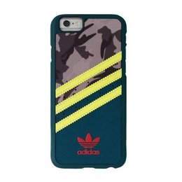 Adidas Apple iPhone 6 / 6S Moulded Case Oddity Hoesje - Camouflage Hard Case
