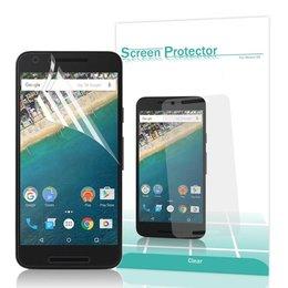 LG Nexus 5X Clear Beschermfolie Screenprotector