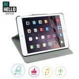 BeHello iPad Air Flip Stand Case - Oranje