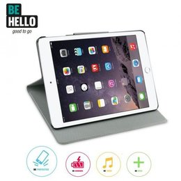 BeHello iPad Air Flip Stand Case - Oranje