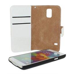 2 in 1 Wallet met Clip On Magnet voor Galaxy S5