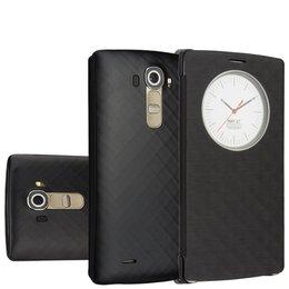 LG G4 Quick Circle Case - Zwart